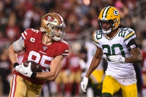 San Francisco 49ers fegen Packers vom Platz