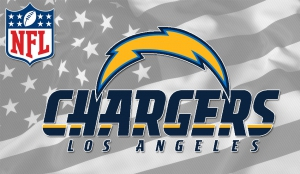 Chargers triumphieren in Baltimore