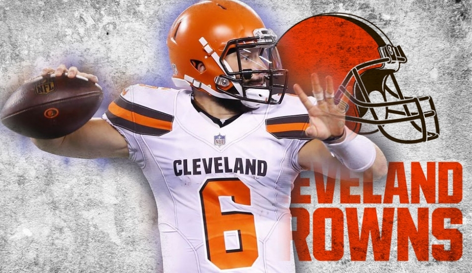 Browns ernennen Mayfield zum Starting-Quarterback