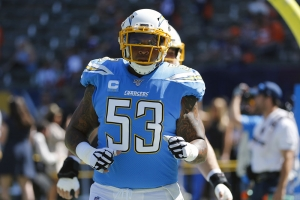 Los Angeles Chargers verlieren Mike Pouncey bis Saisonende