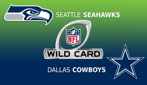 Dallas nach Sieg über Seahawks in Divisionals