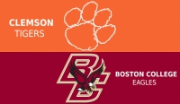 Review #2 Clemson @ #17 Boston College 27-7