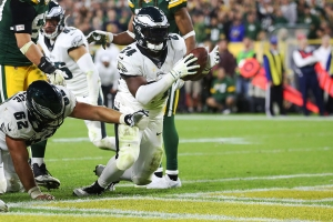 Thursday Night: Eagles feiern Sieg in Lambeau Field