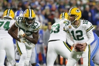 Green Bay Packers siegreich im Monday-Night-Krimi gegen Lions