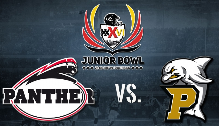 Panther vs. Dolphins: NRW-Duell im Junior Bowl