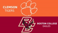 Game of The Week: #2 Clemson @ #17 Boston College
