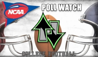 NCAA Poll Watch