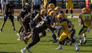 Elmshorn Fighting Pirates stehen vor GFL 2-Rekord