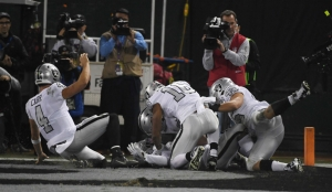 Thursday Night: Raiders schlagen Chargers